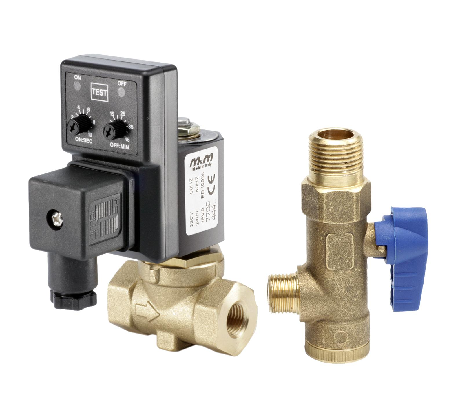Timers Amp Automatic Drains V Flow Solutions
