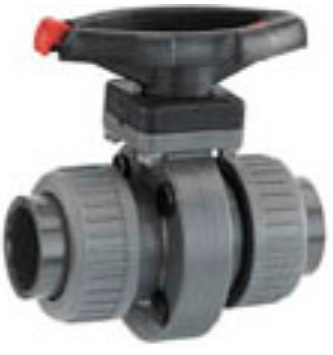 Manual Plastic Butterfly Valves