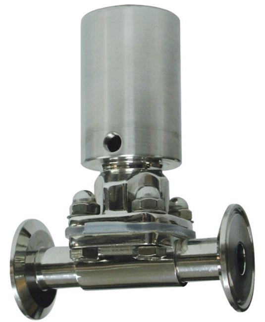 Actuated hygienic diaphragm v flow solutions actuated hygienic diaphragm ccuart Gallery