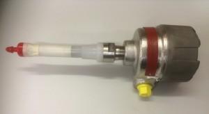 Magnetrol ultrasonic level sensor Kynar