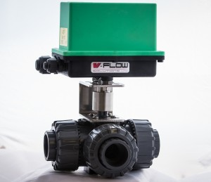 V-Flow Electric Actuator Range Extended