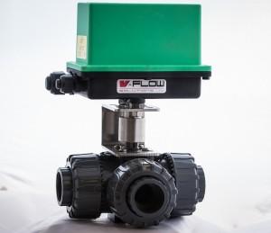 V-Flow Electric Actuator Range Extended